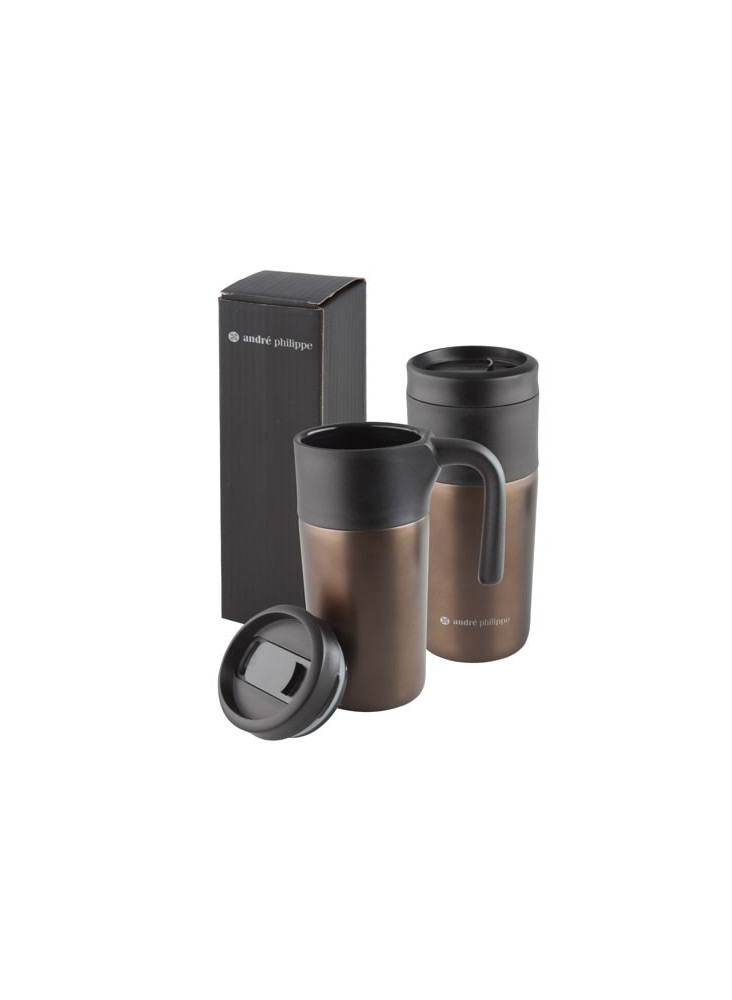 mug thermos 330ml. Black Bedroom Furniture Sets. Home Design Ideas