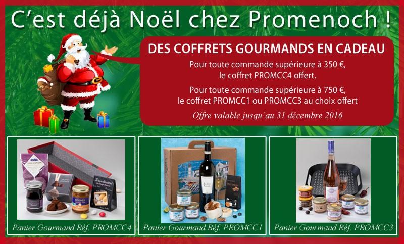 cadeaux de Noël et de fin d'année publicitaires personnalisés