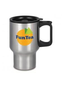 objet publicitaire - promenoch - Mug Acier   - Mugs - Sets à café ou thé