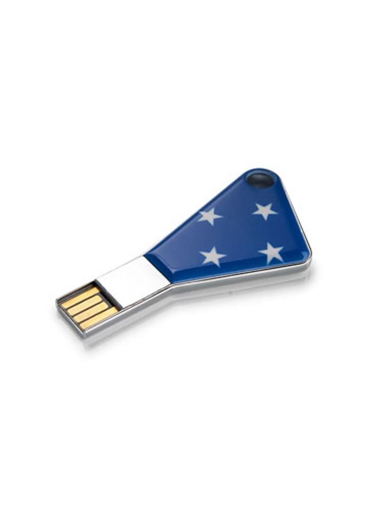 Clé USB acier  publicitaire
