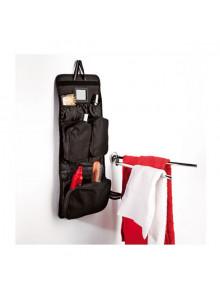 objet publicitaire - promenoch - Trousse de toilette  - Étiquette de bagages