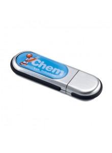 objet publicitaire - promenoch - Clé USB Métal  - Clés USB Publicitaire