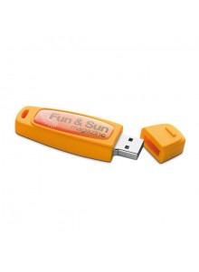 objet publicitaire - promenoch - Clé USB Souple  - Clés USB Publicitaire