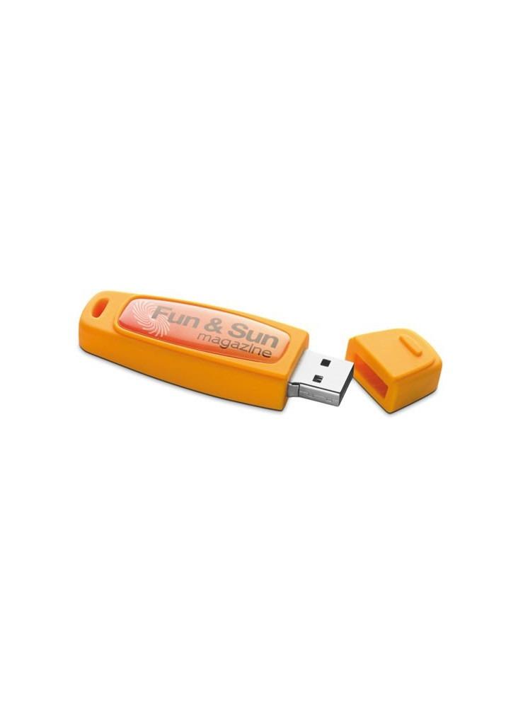 Clé USB Souple  publicitaire
