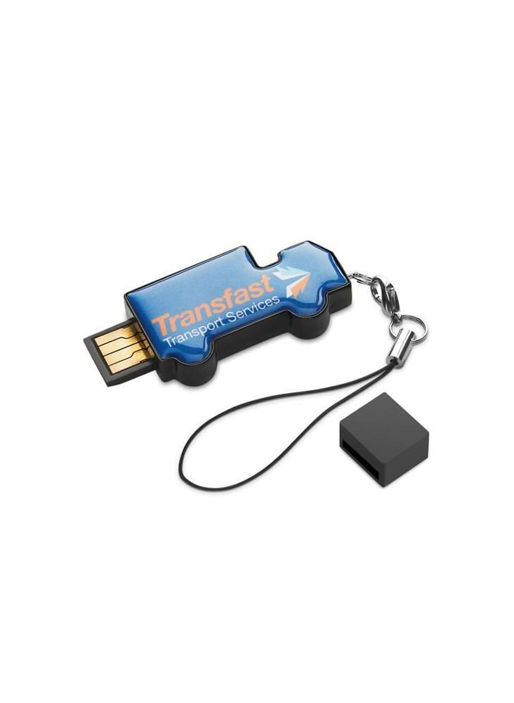 Clé USB Camion  publicitaire