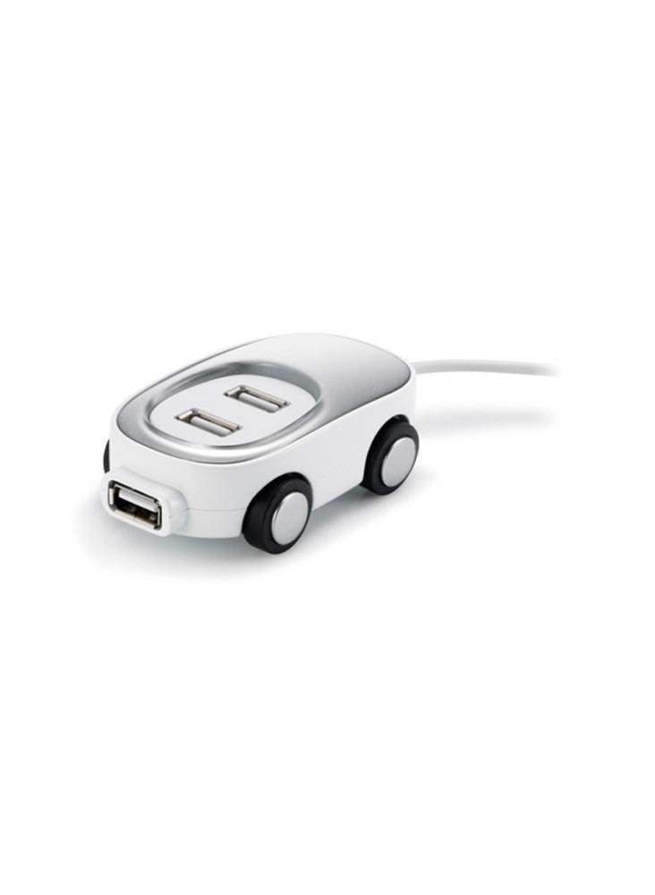 objet publicitaire - promenoch - Hub USB Voiture  - objets connectés publicitaire