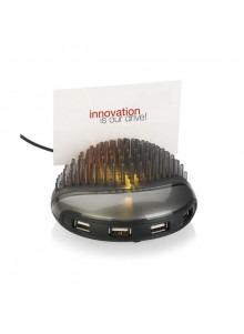 objet publicitaire - promenoch - Hub USB Lumineux  - objets connectés publicitaire