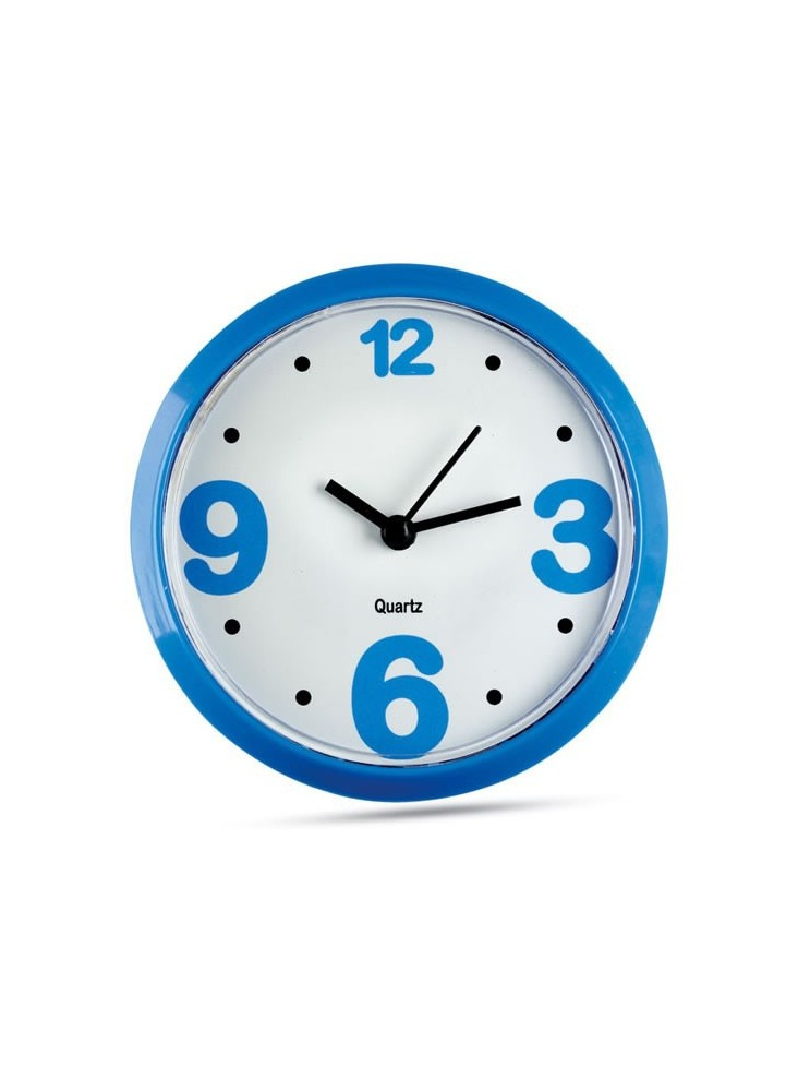 objet publicitaire - promenoch - Mini horloge  - Horloge Murale & Pendule