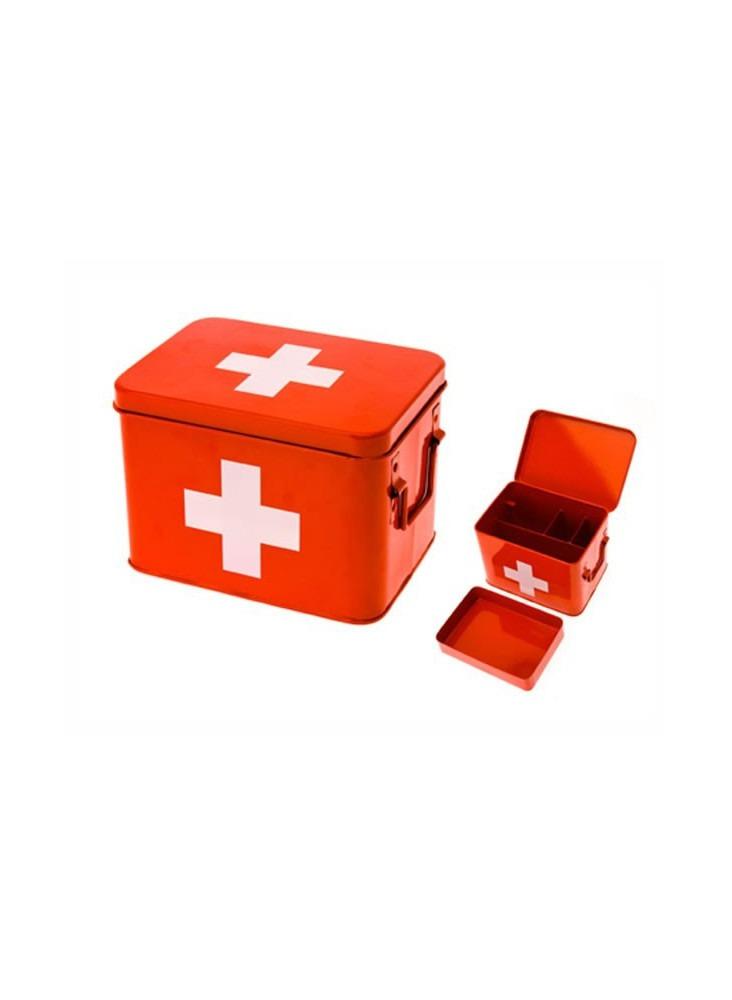 Boîte à pharmacie  publicitaire