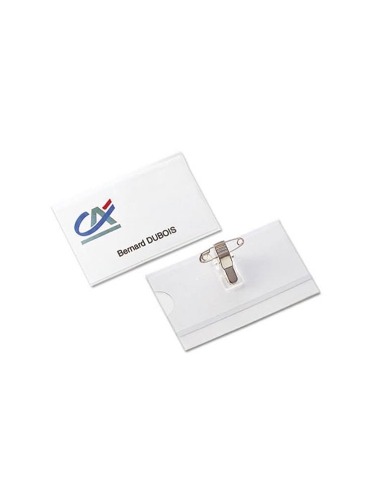 objet publicitaire - promenoch - Badge Etui  - Badges personnalisés