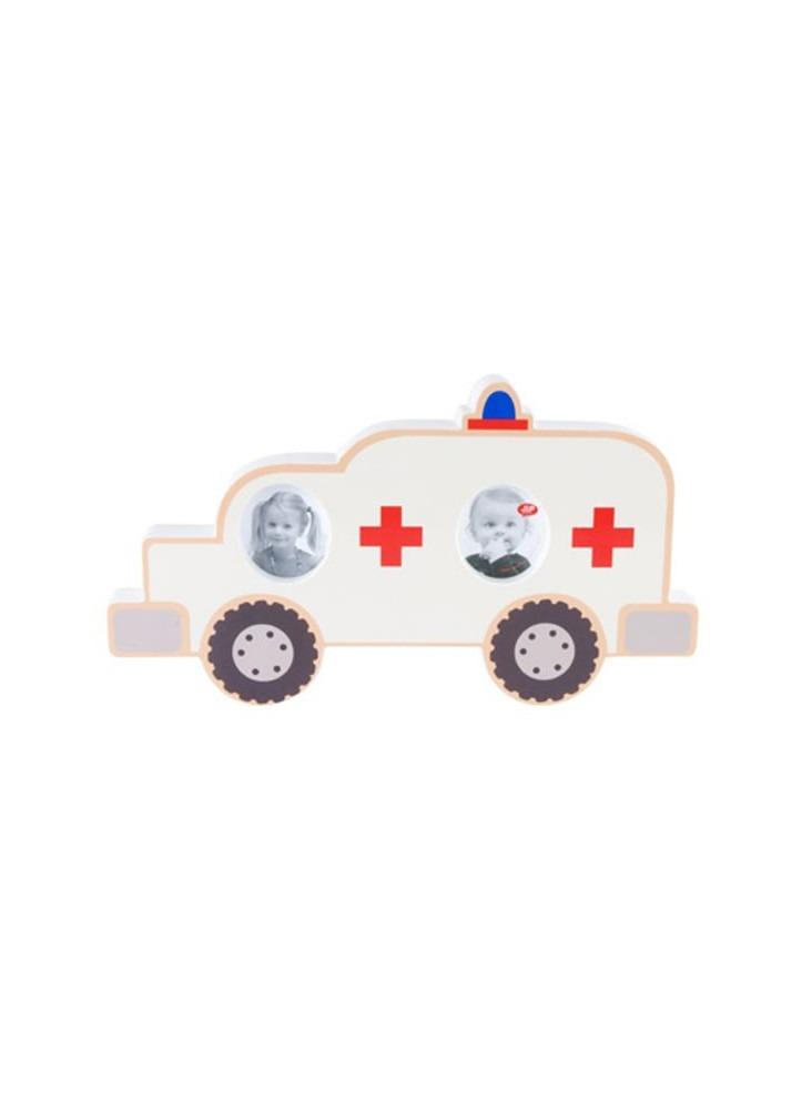 Cadre Ambulance  publicitaire