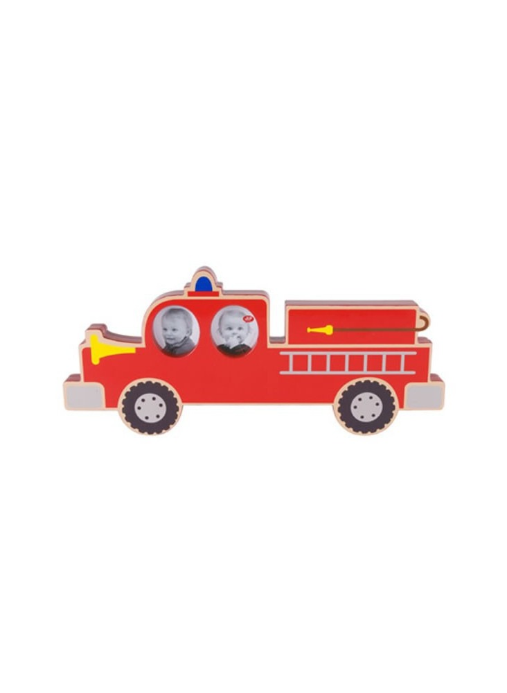 Cadre Pompier  publicitaire