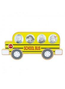 objet publicitaire - promenoch - Cadre Bus  - Décoration chambre enfant