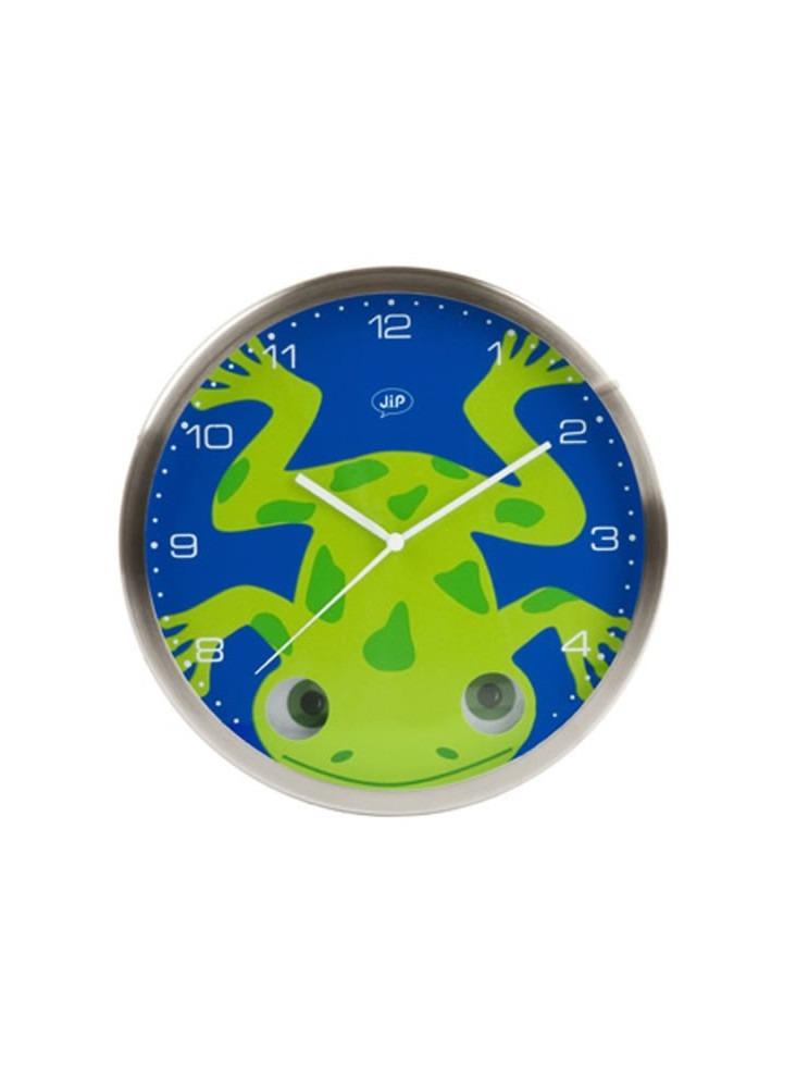 Horloge Grenouille  publicitaire