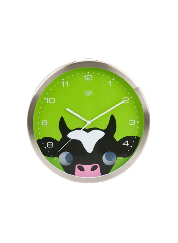 Horloge Vache  publicitaire