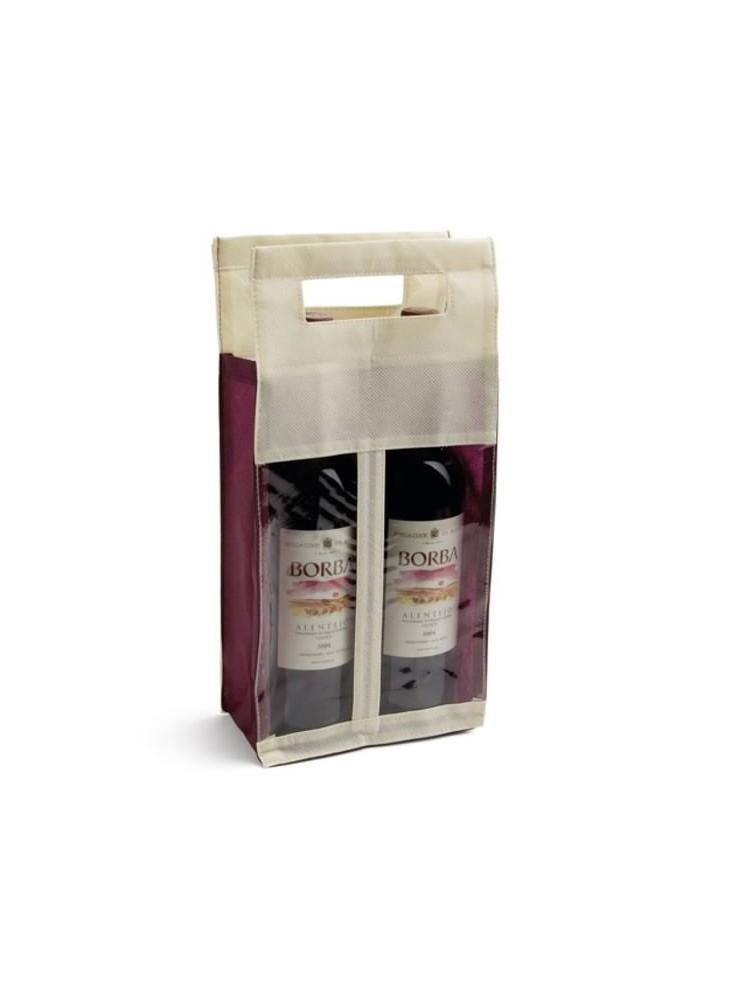 Sac 2 Bouteilles Vin  publicitaire