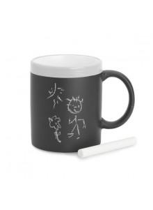 objet publicitaire - promenoch - Mug Tableau Noir  - Mugs - Sets à café ou thé