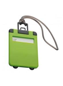 objet publicitaire - promenoch - Étiquette à Bagage  - Étiquette de bagages