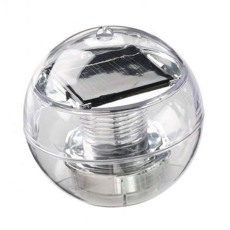 Lampe Solaire Ronde