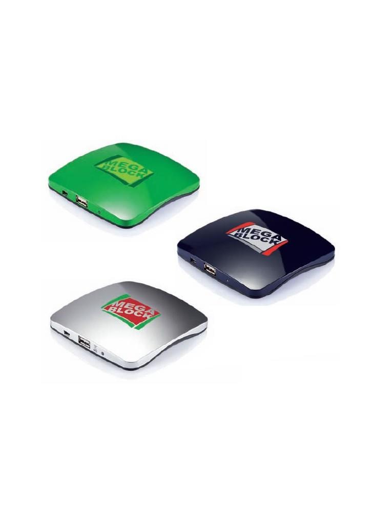 Chargeur USB Solaire  publicitaire