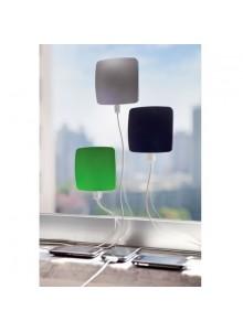 objet publicitaire - promenoch - Chargeur USB Solaire  - Accessoires Téléphone