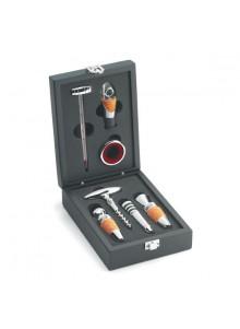 objet publicitaire - promenoch - Set à vin Luxe  - Accessoires sommelier