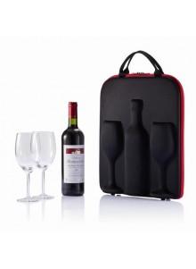 objet publicitaire - promenoch - Pochette à vin  - Accessoires Vin Sommelier
