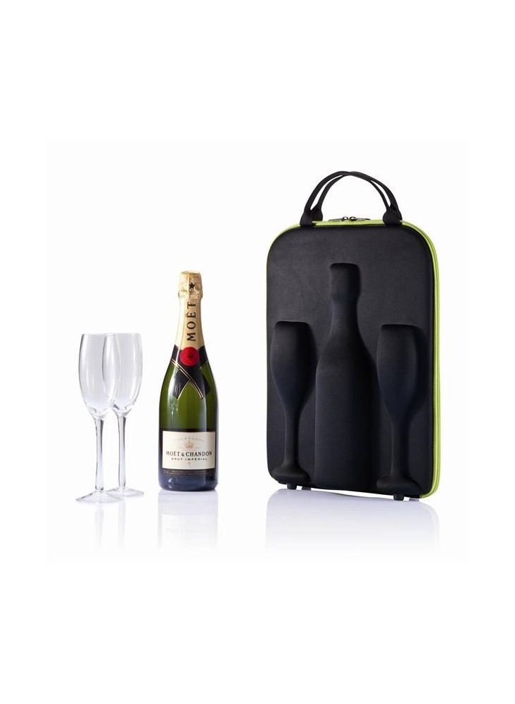 Pochette Champagne  publicitaire