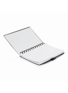objet publicitaire - promenoch - Carnet de notes Black  - Carnets et bloc-notes Personnalisés