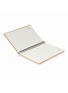 objet publicitaire - promenoch - Carnet de notes Spirale  - Carnets et bloc-notes Personnalisés