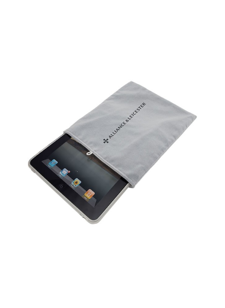 Housse iPad 1 et 2  publicitaire
