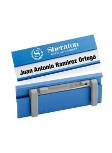 objet publicitaire - promenoch - Badge Aluminium  - Badges personnalisés