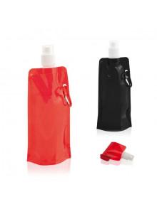 objet publicitaire - promenoch - Gourde Souple 450 ml  - Gourdes & Bouteilles
