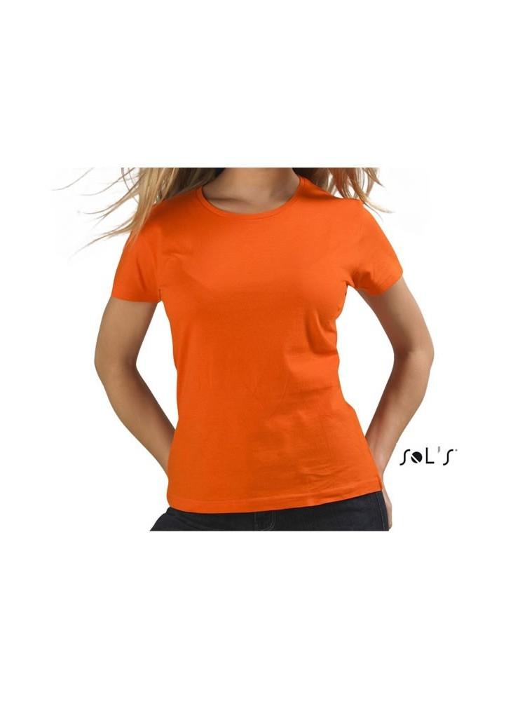 Tee-shirt Miss  publicitaire