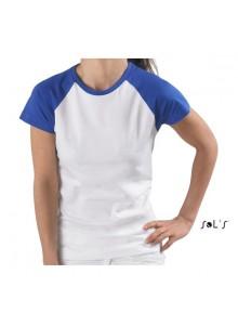 objet publicitaire - promenoch - Tee-shirt Milky  - Tee-shirt Personnalisé