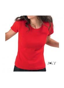 objet publicitaire - promenoch - Tee-shirt Lady o  - Tee-shirt Personnalisé