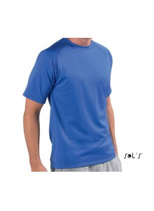 objet publicitaire - promenoch - Tee-shirt Speed  - Tee-shirt Homme M. Courtes