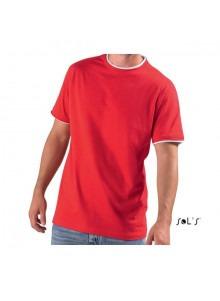 objet publicitaire - promenoch - Tee-shirt Madison  - Tee-shirt Personnalisé