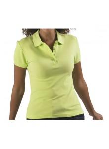 objet publicitaire - promenoch - Polo femme publicitaire  - Polo Personnalisé