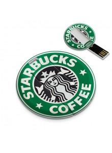 objet publicitaire - promenoch - Clé USB Ronde II  - Clés USB Publicitaire