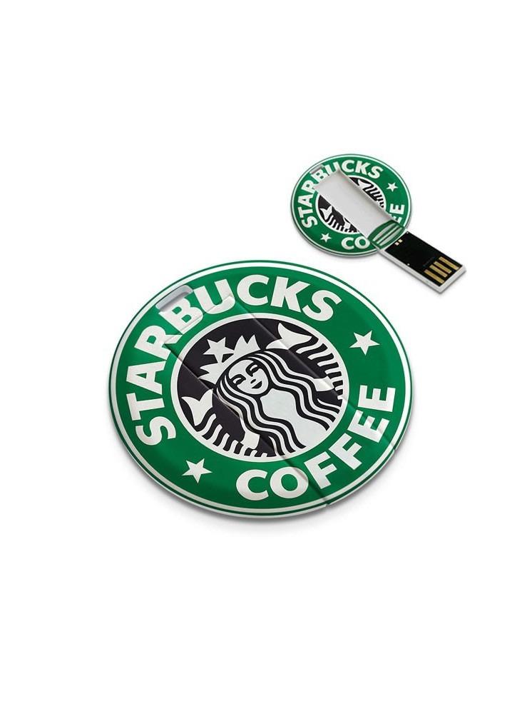 Clé USB Ronde II  publicitaire