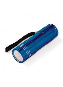 objet publicitaire - promenoch - Lampe de poche Alu  - Lampe de poche