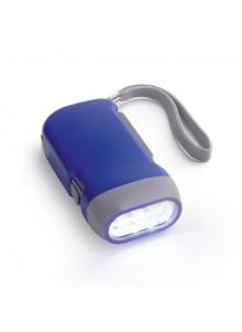 objet publicitaire - promenoch - Lampe de poche Dynamo  - Lampe de poche