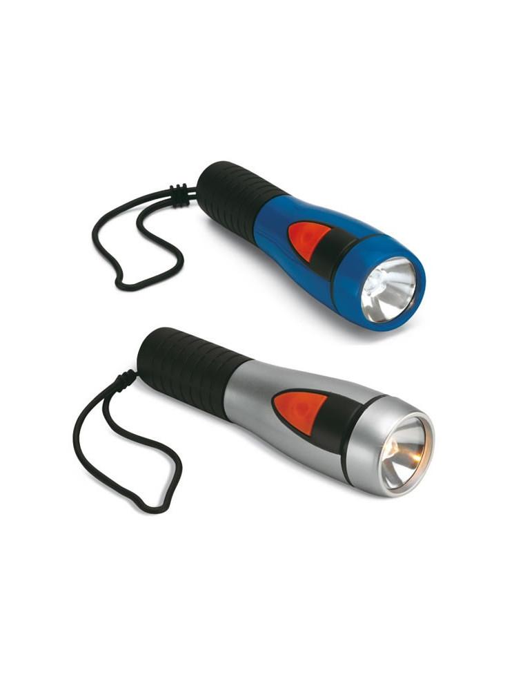 objet publicitaire - promenoch - Lampe Torche Color  - Lampe de poche