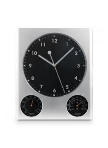 objet publicitaire - promenoch - Pendule Rectangulaire  - Horloge Murale & Pendule
