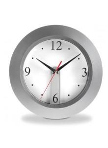 objet publicitaire - promenoch - Pendule Ronde  - Horloge Murale & Pendule