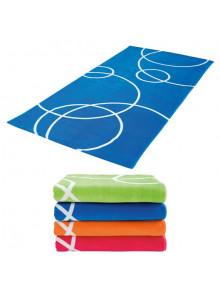 objet publicitaire - promenoch - Grande serviette plage publicitaire  - Serviettes de plage