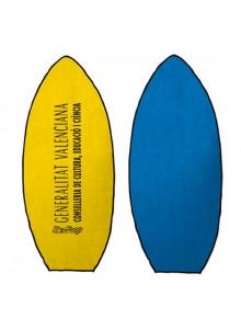 objet publicitaire - promenoch - Serviette Plage Surf personnalisable  - Serviettes de plage