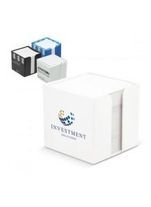 objet publicitaire - promenoch - Bloc-notes Cube  - Carnets et bloc-notes Personnalisés