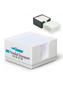 objet publicitaire - promenoch - Cube Papier Notes  - Carnets et bloc-notes Personnalisés